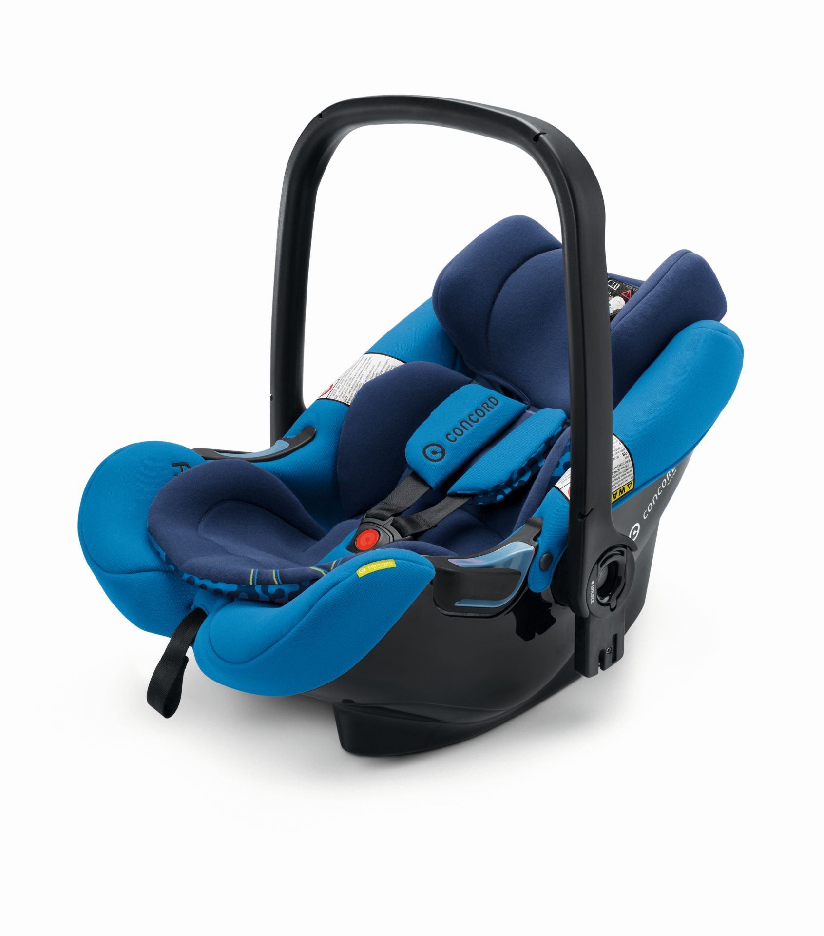 Concord Infant Car Seat AIRSAFE Snorkel Blue 2018