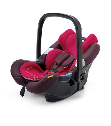 Concord Infant carrier AIR SAFE - Your little sweetheart rides safe and secure in the Concord Air in the car right from birth up to approx. 18 months.
