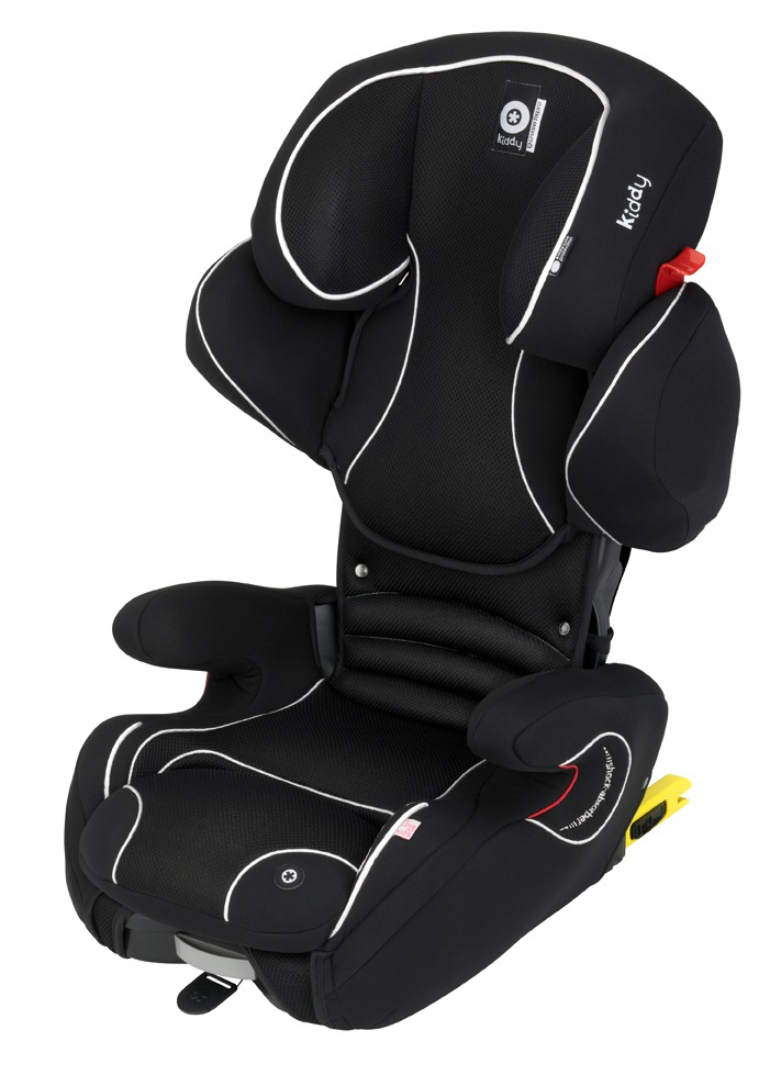 kiddy child car seat cruiserfix pro 2015 racing black. Black Bedroom Furniture Sets. Home Design Ideas