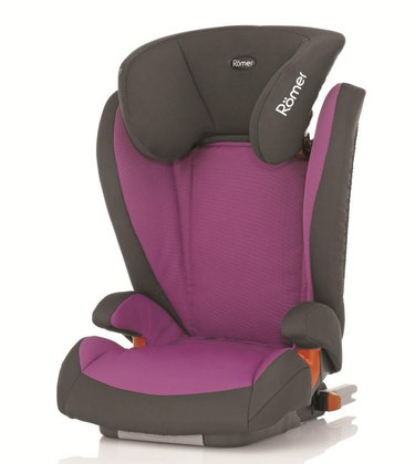 Römer car seat Kidfix Trendline Cool Berry 2014 - large image