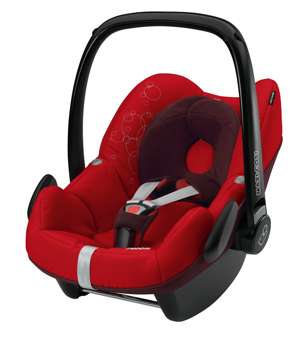 Maxi Cosi Car Seat Cover Red
