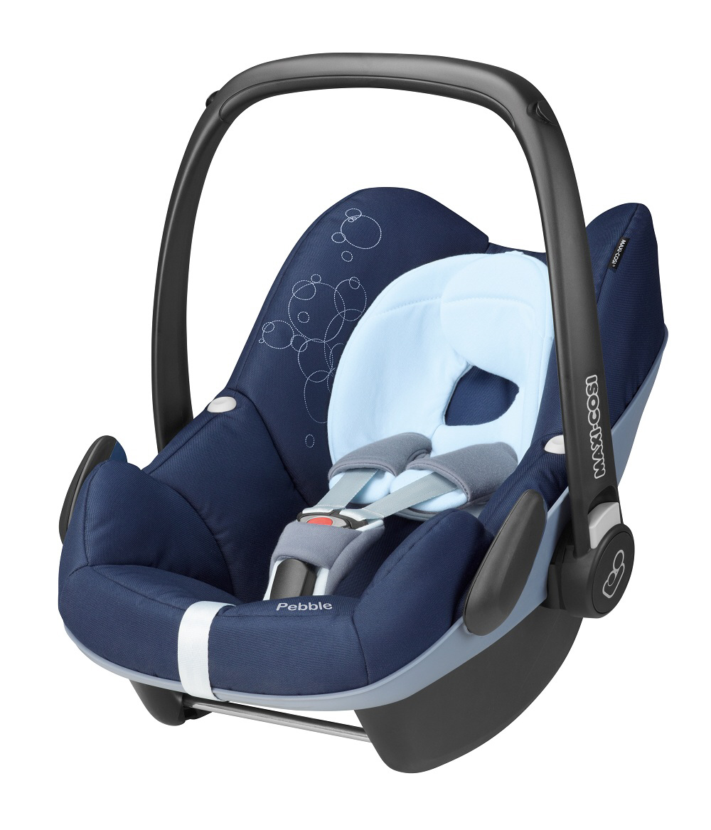 maxi cosi infant car seat pebble 2013 dress blue buy at kidsroom car seats. Black Bedroom Furniture Sets. Home Design Ideas