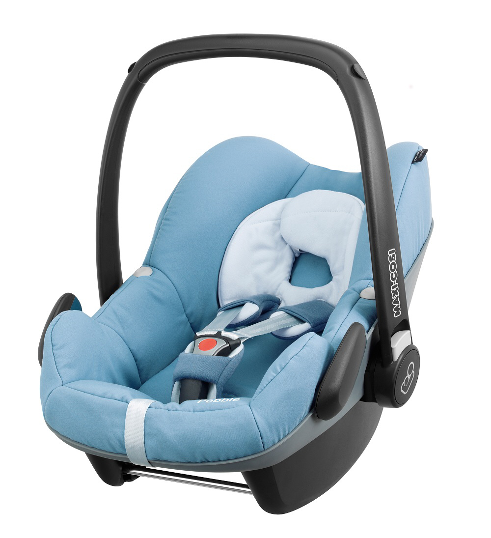 maxi cosi infant car seat pebble 2013 blue charm buy at kidsroom car seats. Black Bedroom Furniture Sets. Home Design Ideas
