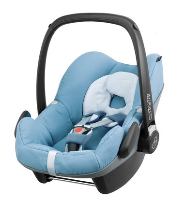 Maxi-Cosi Infant Car Seat Pebble Blue Charm 2013 - large image