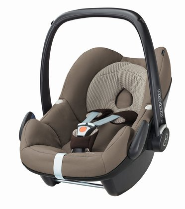 Maxi-Cosi Infant Car Seat Pebble - * The Baby car seat Pebble from Maxi-Cosi also offers thanks to the headrest and Side Protection System optimum safety and is easy to use