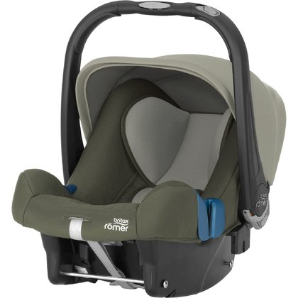 Britax Römer Infant Car Seat Baby Safe Plus SHR II - The Britax Römer Baby Safe Plus SHR II ist the ideal first car seat from birth, offering superior side impact protection with the innovative D-SIP technology