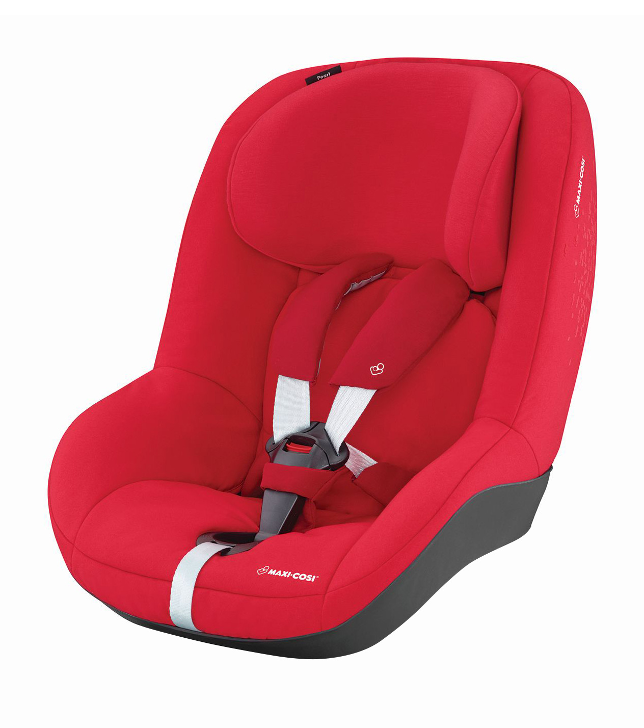 Maxi cosi child car seat pearl 2018 vivid red buy at for Maxi cosi housse