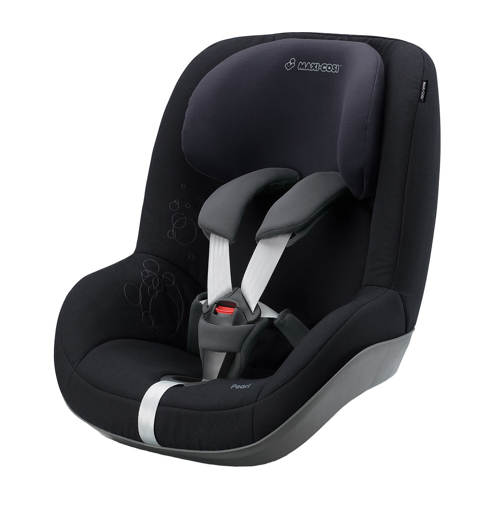 maxi cosi child car seat pearl 2014 total black buy at kidsroom car seats. Black Bedroom Furniture Sets. Home Design Ideas