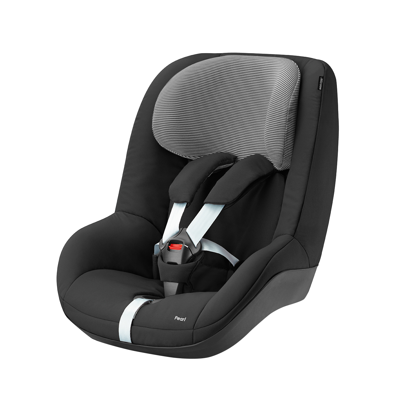 Maxi cosi child car seat pearl 2017 black raven buy at for Maxi cosi housse