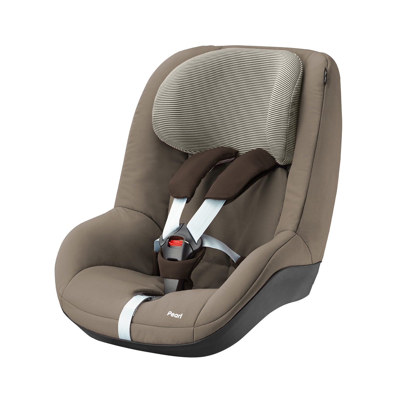 Maxi cosi child car seat pearl 2017 earth brown buy at for Maxi cosi housse