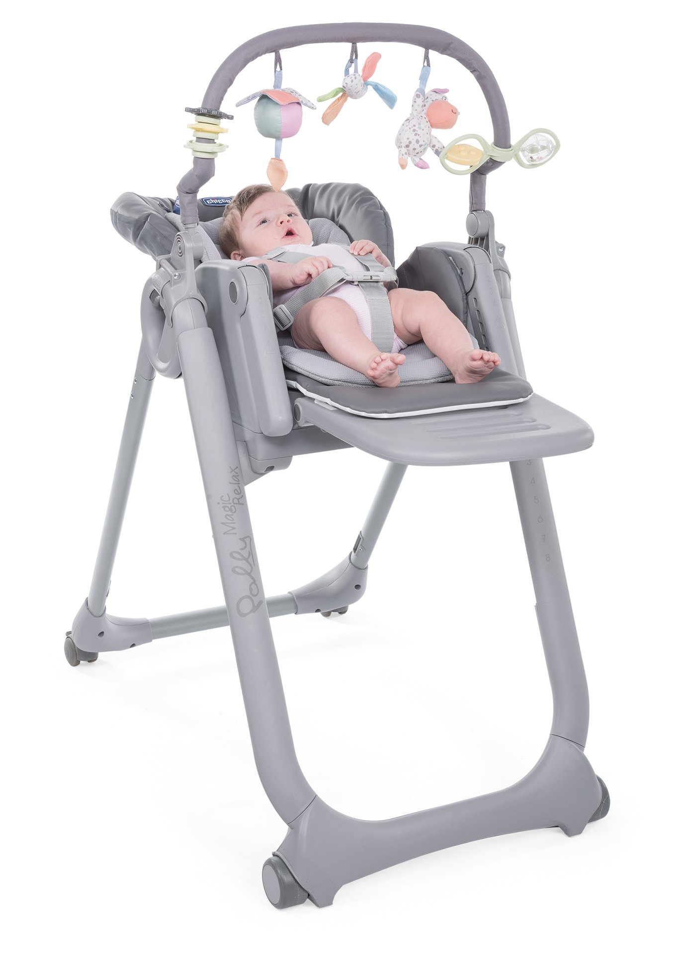 Chicco Highchair Polly Magic Relax Buy At Kidsroom Living Sleeping