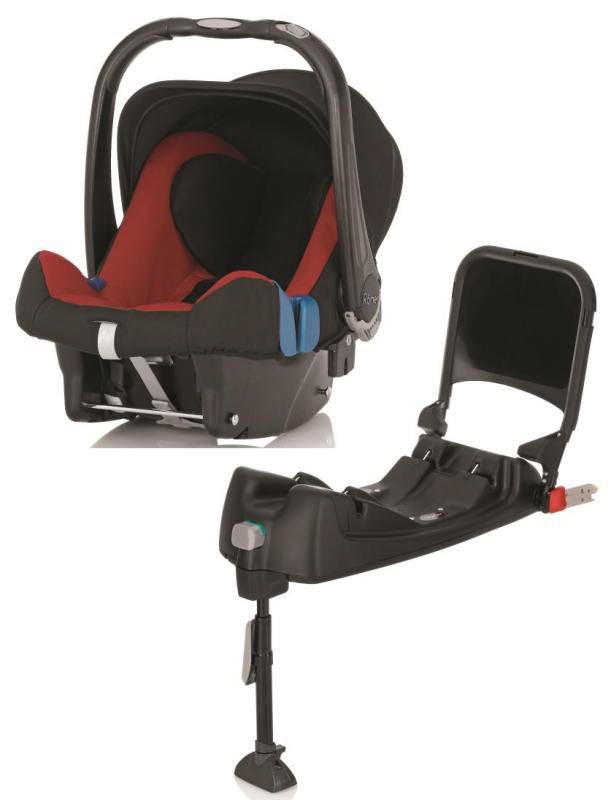 britax r mer infant car seat baby safe plus shr ii including isofix base 2015 chili pepper buy. Black Bedroom Furniture Sets. Home Design Ideas