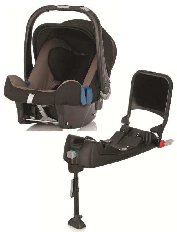 britax r mer infant car seat baby safe plus shr ii including isofix base 2015 fossil brown buy. Black Bedroom Furniture Sets. Home Design Ideas