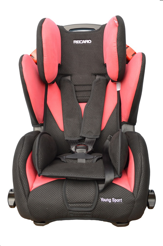 RECARO Child Car Seat Young Sport Cherry 2015
