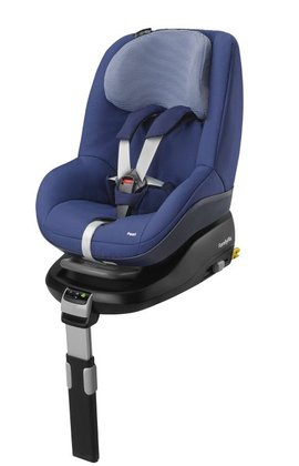 Maxi-Cosi Pearl incl. FamilyFix base River Blue 2016 - large image