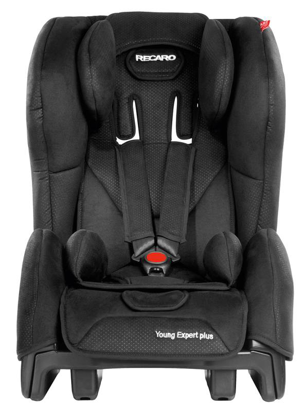 recaro child car seat young expert plus 2015 black buy at kidsroom. Black Bedroom Furniture Sets. Home Design Ideas