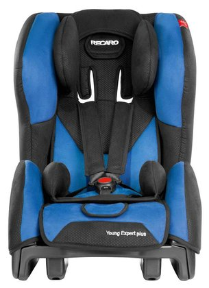RECARO Child car seat Young Expert plus Saphir 2015 - large image
