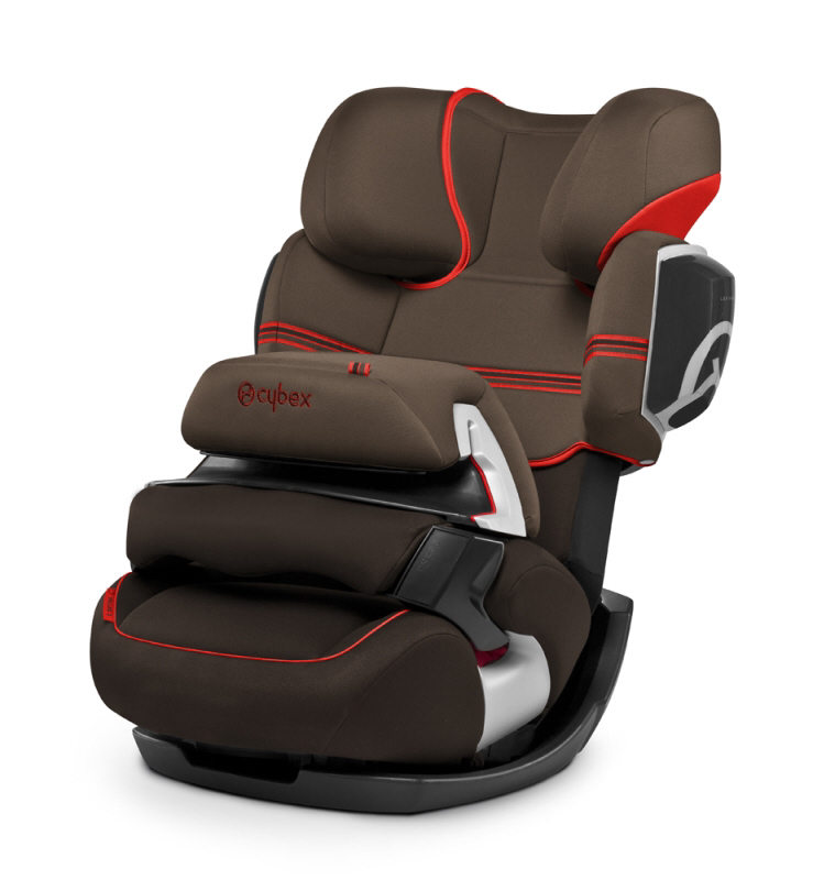 cybex car seat pallas 2 2014 mahagony brown buy at kidsroom brand shops cybex. Black Bedroom Furniture Sets. Home Design Ideas
