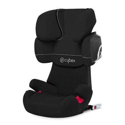 Cybex Child car seat Solution X2-Fix - New safety concept for uncompromised protectionThe car seat Cybex Solution X2-Fix is at kids-room.com in the collection from 2014 available