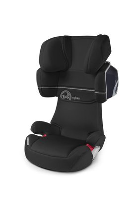 Cybex Car Seat Solution X2 Classic Black-black 2013 - large image