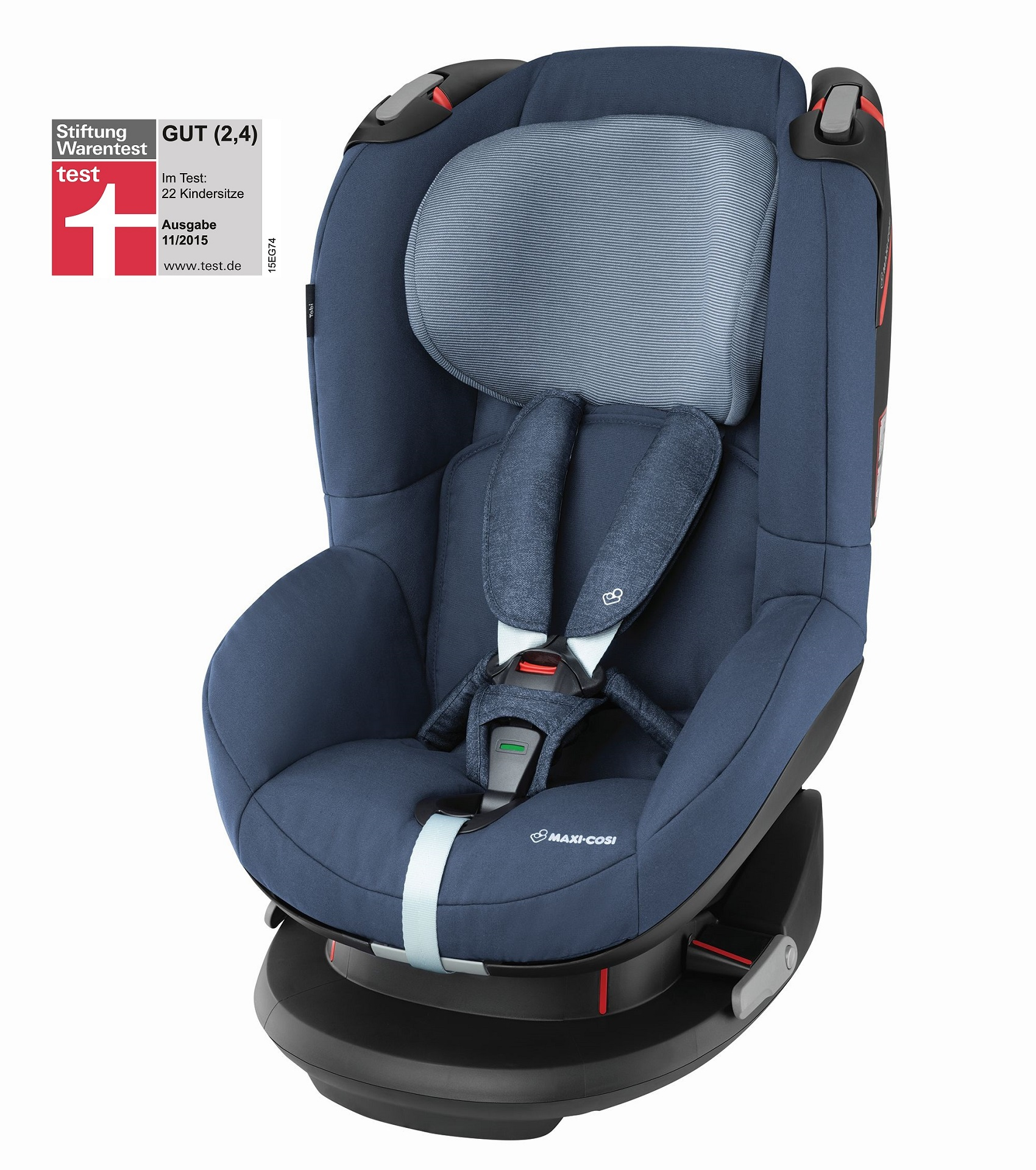 Maxi cosi child car seat tobi 2018 nomad blue buy at for Maxi cosi housse