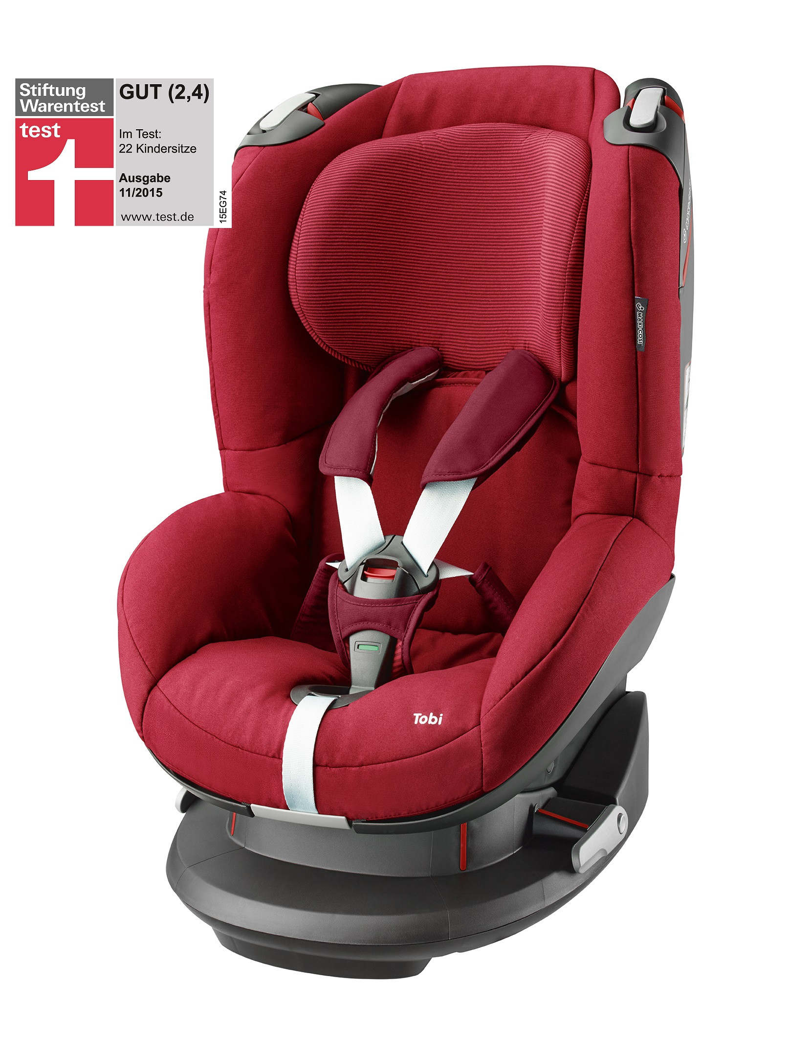 maxi cosi child car seat tobi 2017 robin red buy at kidsroom car seats. Black Bedroom Furniture Sets. Home Design Ideas