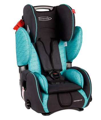 STM Storchenmühle Starlight SP child car seat lagoon 2017 - large image