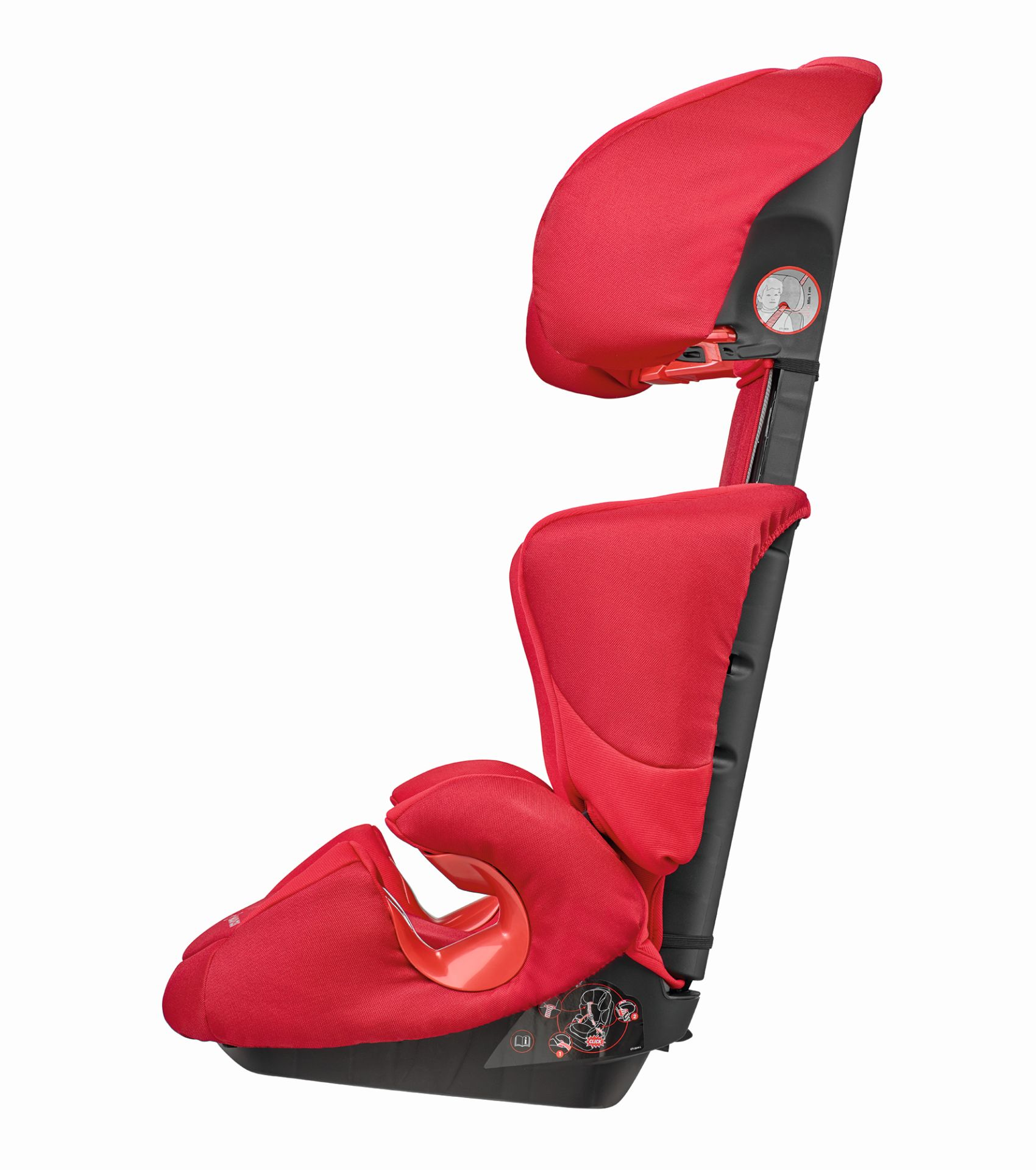 maxi cosi child car seat rodi xp 2 2017 poppy red buy at kidsroom car seats. Black Bedroom Furniture Sets. Home Design Ideas
