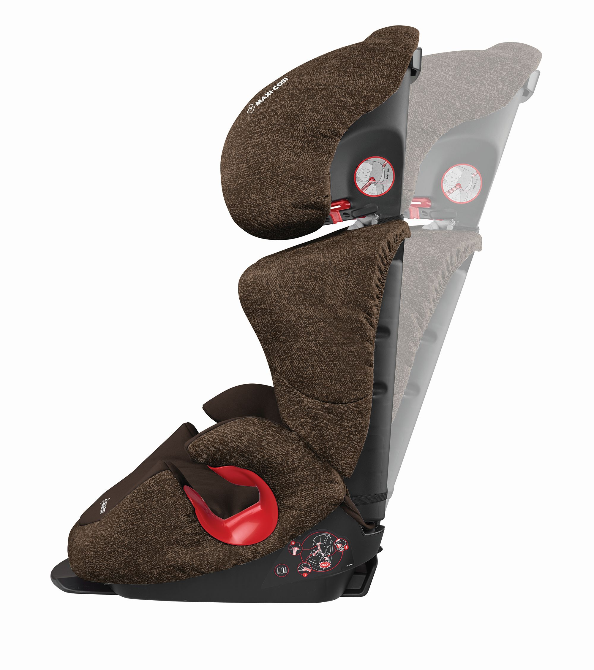 maxi cosi child car seat rodi air protect 2018 nomad brown. Black Bedroom Furniture Sets. Home Design Ideas