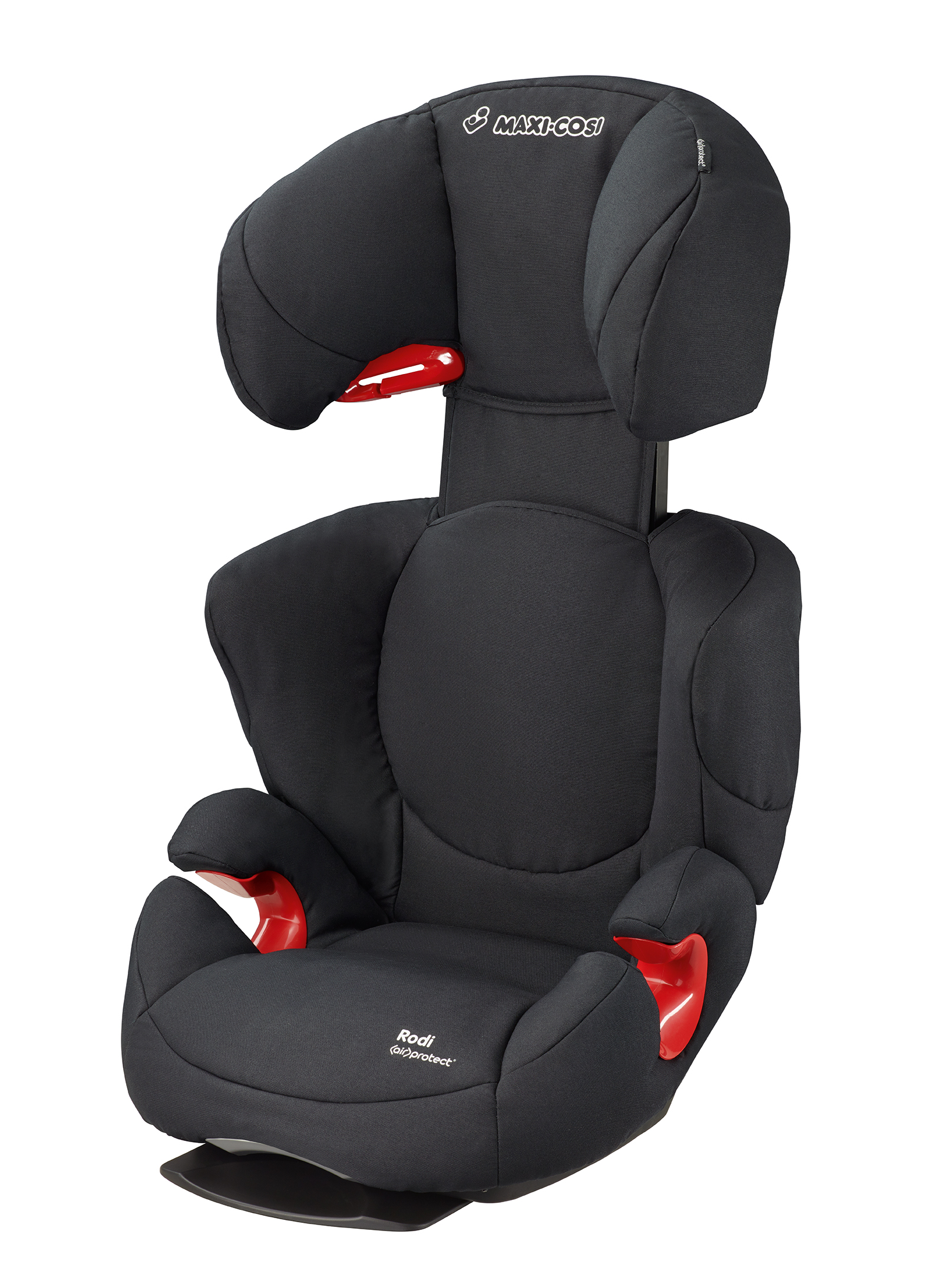maxi cosi child car seat rodi air protect 2017 black raven buy at kidsroom car seats. Black Bedroom Furniture Sets. Home Design Ideas
