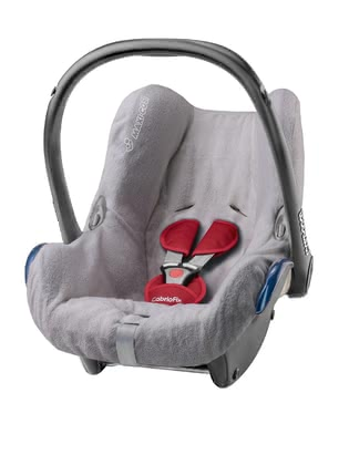 Maxi Cosi Summer Cover For Infant Car Seat Cabriofix Cool Grey