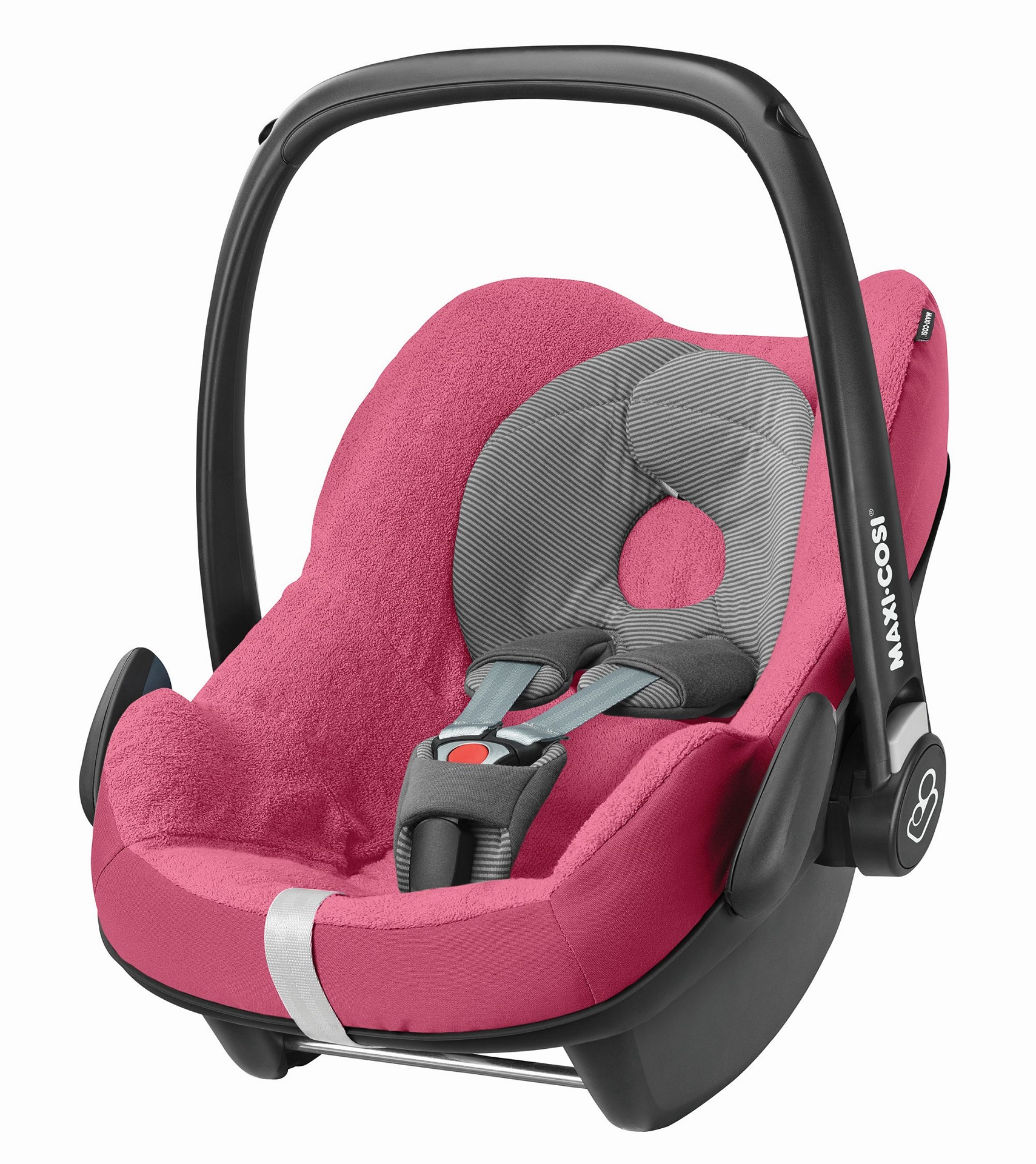 maxi cosi summer cover for infant car seat pebble pebble plus and rock 2018 pink buy at. Black Bedroom Furniture Sets. Home Design Ideas