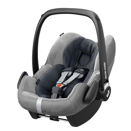 Maxi-Cosi Summer Cover for Infant Car Seat Pebble/ Pebble+/ Pebble Pro and Rock - * The Maxi-Cosi summer cover is perfect for sunny weather and is suitable for the baby car seat Pebble+, Pebble Pro and Rock.
