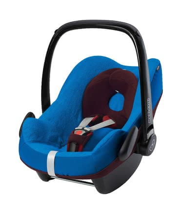 Maxi Cosi Summer Cover For Infant Car Seat Pebble Plus And Rock Blue