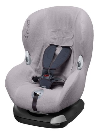 Maxi-Cosi Summer cover for child car seat Priori XP Cool Grey 2016 - large image