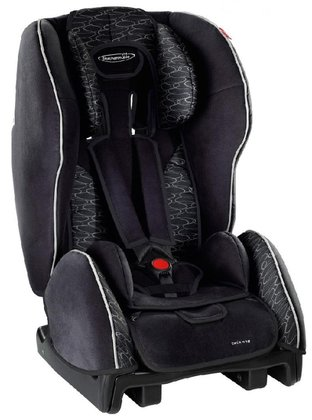 STM Storchenmühle Twin One child car seat midnight 2015 - large image