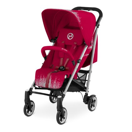 Cybex Buggy Callisto Infra Red - red 2017 - large image
