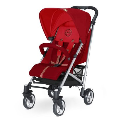 Cybex Buggy Callisto Hot & Spicy - red 2015 - large image