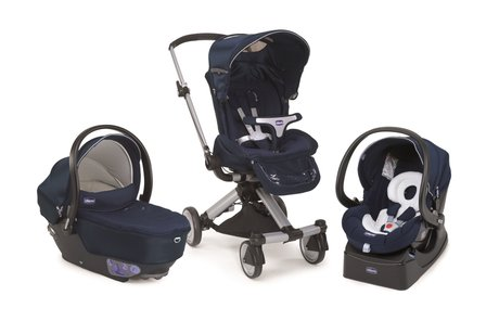 Chicco Trio System I-Move Midnight 2014 - large image