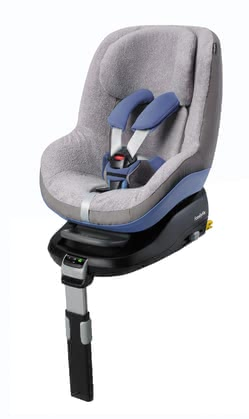 Maxi-Cosi Summer cover for child car seat Pearl - * The Maxi-Cosi summer cover is perfect for sunny weather, feels comfortable fresh and is easy to attach on the cotton of the seat and is suitable for the Maxi-Cosi car seat Pearl