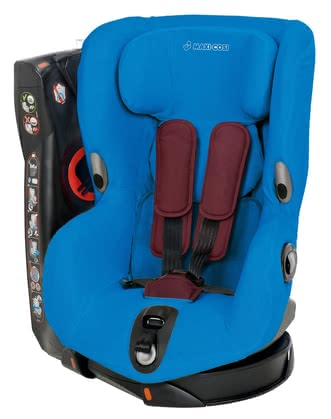 Maxi-Cosi Summer cover for child car seat Axiss Blue - large image