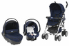 Chicco Trio-System Scoop Deep Blue 2013 - large image 1