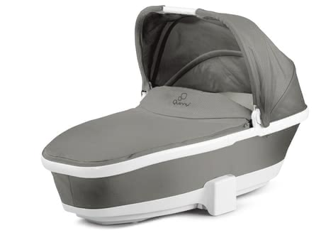Quinny Dreami Carrycot for Quinny Moodd and Buzz Xtra4 Grey Gravel 2019 - large image