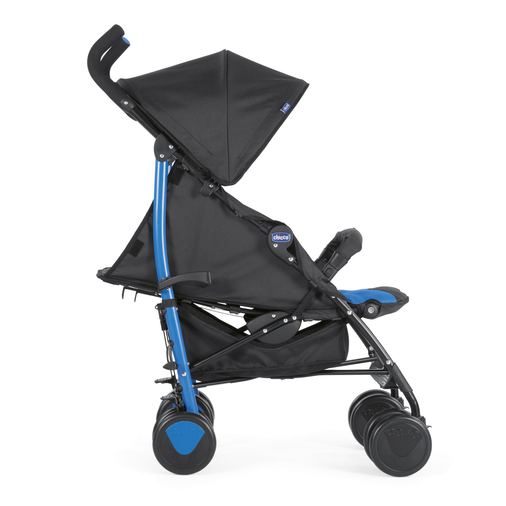 Stone Chicco Echo Complete Stroller