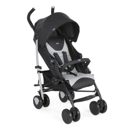 Chicco Echo with Foldable Safety Bar -  * The Chicco Echo is an agile and comfortable Buggy. It convinces by easy handling, its backrest can be lowered to horizontal position.