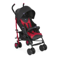 Chicco Echo incl. safety bar -  * The Chicco Echo is an agile and comfortable Buggy. It convinces by easy handling, its backrest can be lowered to horizontal position.