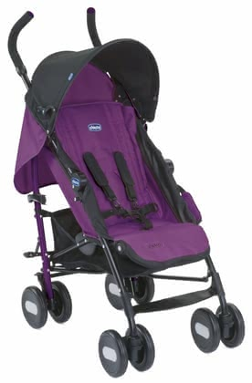 Chicco Echo incl. safety bar Cyclamen 2013 - large image