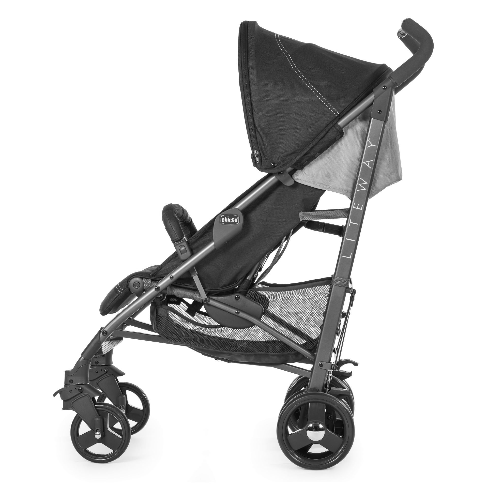 chicco pushchair lite way 3 2018 dove grey buy at kidsroom strollers. Black Bedroom Furniture Sets. Home Design Ideas
