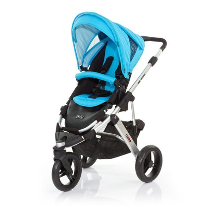 ABC Design Cobra incl. sport seat and hard carrycot rio 2015 - large image