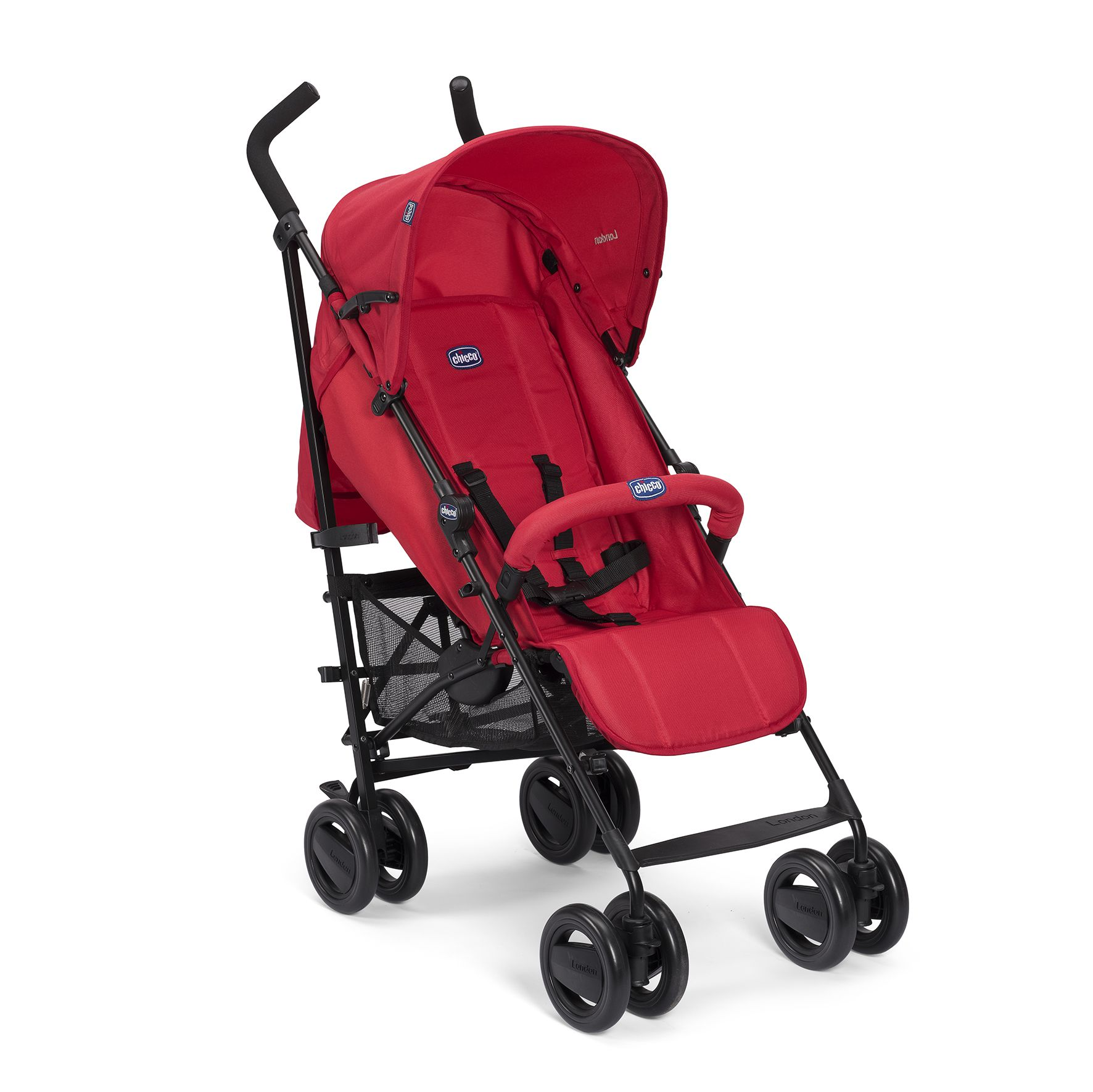 Chicco London Up Red Passion 2018 large image 1